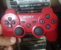 controle original Sony ps3 revisado. Retirada no Portão