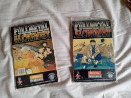 FullMetal Alchemist vol 7 e 29 - Mangá