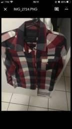 Camisa Quadriculada M