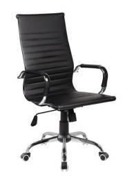 Cadeira de Escritório Preta  Usada