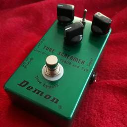 Pedal overdrive TS9 / T808