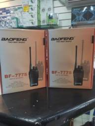Título do anúncio: Kit 2 Radio Comunicador Walk Baofeng 777s