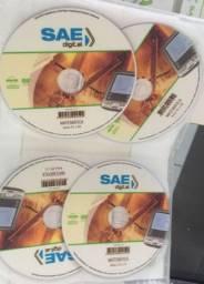 DVD curso de Matemática  SAE DIGITAL