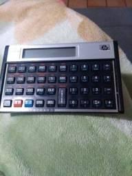 Título do anúncio: Calculadora HP 12 C Platinum