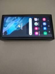 Samsung Galaxy S21 5G Novo & Carregador