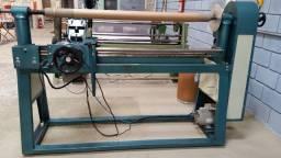 Máquina de Corte - bobina - Semi nova