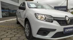 Título do anúncio: Renault / Logan 1.0 Life Consultor Eliano