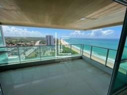 Título do anúncio: Edifício Green Village - Apartamento com vista total para o mar, 196m²