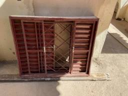 Portas e janelas aço