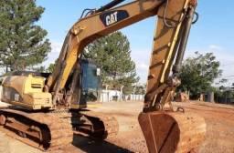 Título do anúncio: Escavadeira caterpillar 315 2013