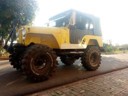 Jeep preparado