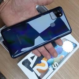 Samsung Galaxy A21s 64GB 4G Wi-Fi Tela 6.5''  3GB RAM Câmera Quádrupla + Selfie 13MP