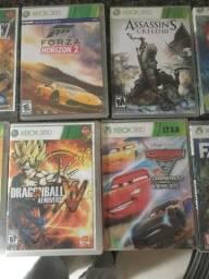 Vários jogos de Xbox 360 desbloqueado