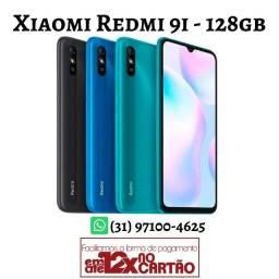 Xiaomi Redmi 9i 128gb / Lacrado / Frete Gratis