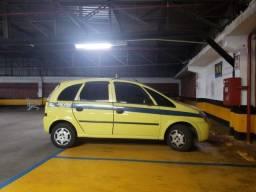 Título do anúncio: vendo meriva  joy ex-taxi ano 2012 completo com gnv