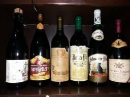 Título do anúncio: Vinhos antigos pra colecionador