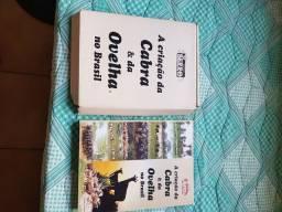 Título do anúncio: Livro A Criação da Cabra e da Ovelha no Brasil