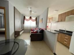 Título do anúncio: Apartamento à venda, 43 m² por R$ 130.000,00 - Canelas - Várzea Grande/MT