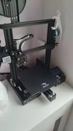 Vendo impressora 3d ender 3 PRO