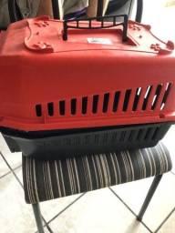 Título do anúncio: Caixa de transporte gato e pet mini