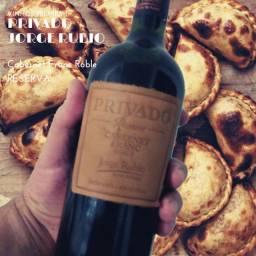 Vinho Premium Privado Jorge Rubio Reserva Cabernet Franc