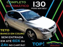 Hyndai i30 top teto automatico couro