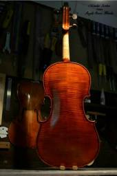 Violino Luthier (Aceito moto na troca)