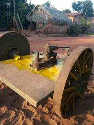 Roçadeira hidráulica para Trator