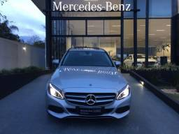 MERCEDES-BENZ C 250 2017/2018 2.0 CGI GASOLINA AVANTGARDE 9G-TRONIC - 2018