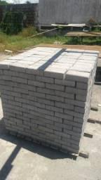 Fabricação de piso