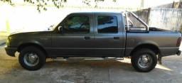 Ranger C. Dupla 2.5 Diesel ano 2001 - 2001