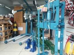 Promoção de equipamentos hidráulicos para oficina