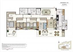 Apartamento à venda com 4 dormitórios em Itaboraí, Itaboraí cod:40951