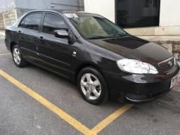 Corolla 1.8 XEI 2006 Preto - 2006