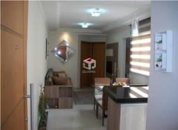 Cobertura para aluguel, 2 quartos, 1 vaga, valparaíso - santo andré/sp