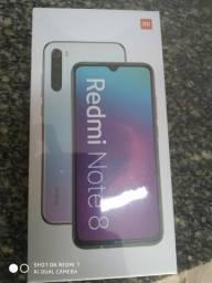 Xiaomi Redmi Note 8 (Novo e Original)