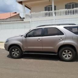 R$ 84.900 hilux sw4 diesel top de linha - 2008