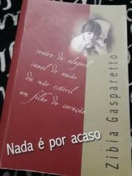 Livro, Nada e por a caso de Zibia Gasparetto .