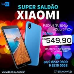 Smartphone Xiaomi 7A - Fazemos Entregas