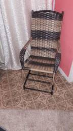 Cadeira de Balanço tenho duas