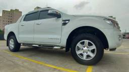 Ford Ranger Limited CD 4x2 Gnv+ Completa - 2014