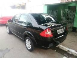 Fiesta Sedan 2008 Flex COMPLETO Extra - 2008