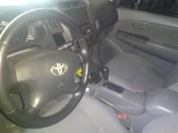 Toyota Hilux srv automática a diesel - 2006
