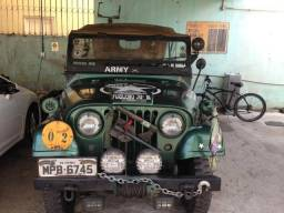 Jeep wilys 1968 militar original