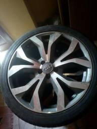 4 rodas aro 18