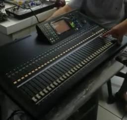 Mesa yamaha LS9 - 32 canais comprar usado  Fortaleza