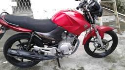 Yamaha Ybr 125 ed 2011/2012 partida eletrica pra vender logo! - 2011