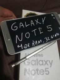 Vendo ou troco Galaxy note 5 zero