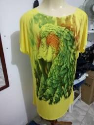 Camisao tropical
