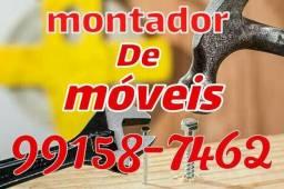 Montador de móveis disponível
